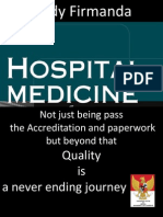 Dody Firmanda 2013 - Hospital Medicine - Quality is a Never Ending Journey