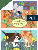 My Friends - Children book
