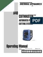 0-4978 a 40 Operator's Manual