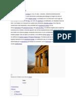 Templo Griego