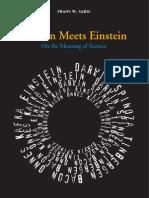 Darwin Meets Einstein