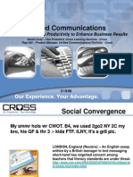 Unified Communications 031908
