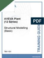 TM-1101 AVEVA Plant (12 Series) Structural Modelling (Basic) Rev 2.0