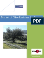 Market of olive Residues for Energy
