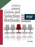 assessment and development center