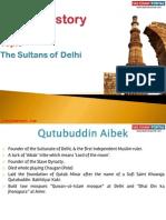 56(A) The Sultans of Delhi
