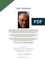 Lebenslauf Ritz Mollema Neu Bild 2012 (Updated)