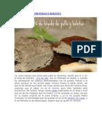 PATÉ DE HÍGADO DE POLLO Y BOLETUS