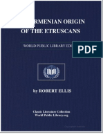 Ellis - Armenian Origin of Etruscans (1861)