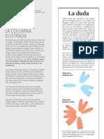La Columna Ilustrada. Rodrigo Sanchez