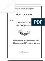 46701406 Tong Dai ASTERISK Va VoIP NguyenThiQuynhTrang04DT1
