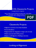Challenge and Classworks
