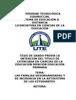 TESIS GRADO LICENCIATURA EDUCACION