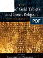 """THE """"ORPHIC"""" GOLD TABLETS"""