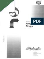 ANSI_HI 9.8-1998 Pump Intake Design Standard