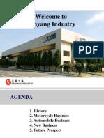 SYM Company Profile