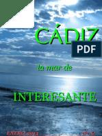 CÁDIZ LA MAR DE INTERESANTE