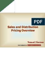 sap-sd pricing condition technique & pricing procedure determniation