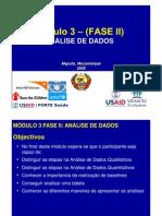 Modulo 3 - Analise de Dados