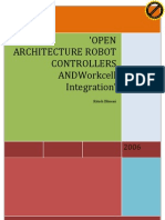 'Open Architecture Robot Controllers