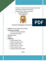 ESCUELAS PRODUCTIVAS Y DE PEDAGOGÍA DIALOGANTE