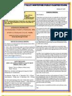 Newsletter 130103
