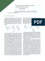 Synthesis of ketobemidone precursors via phase-transfer catalysis - T Cammack, PC Reeves - J Het Chem, 1986, 23(1), 73-75 - DOI 10.1002/jhet.5570230115