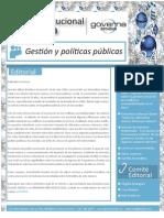 Manuel Glave e-governa Boletín 24