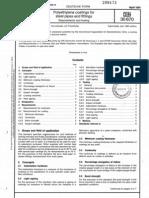 DIN - 30670 Polyethylene Coating