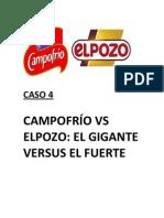 Campofrio Vs El pozo