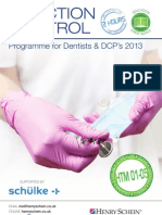 Infection Control Programme 2013