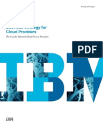 Business Strategy For Cloud IBM
