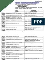 Final Date Sheet Llb h Dec-2012