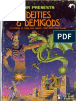 Dungeons And Dragons 3.5 Deities And Demigods Pdf