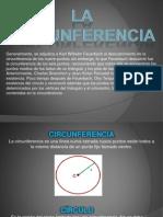 Conceptos de La circunferencia