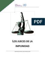 Los Jueces de La Impunidad-guatemala