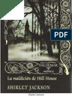 La maldición de Hill House - Shirley Jackson