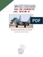 Manual de Combate Del Mig 29