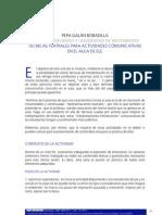 TÉCNICAS TEATRALES PARA ACTIVIDADES COMUNICATIVAS EN EL AULA DE ELE
