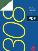 Ross 308 Broiler Performance Objectives 2012