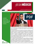 """Boletín informativo """"Ni Hao México"""""""