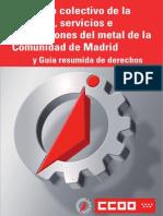 Convenio Metal