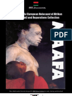 the RBG Maafa European Holocaust of Afrikan Enslavement and Reparations Collection