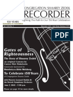 The Recorder 2012 May / June
