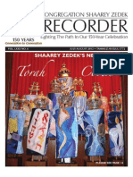 The Recorder 2012 Jul / Aug