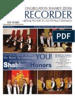 The Recorder 2011 Dec / Jan