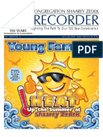 The Recorder 2010 June / July