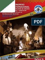 CONGRESO 2013 PERU - AFICHE