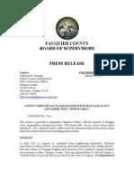 Bonet a Bill Press Release