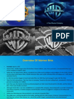 Warner Brothers Presentation